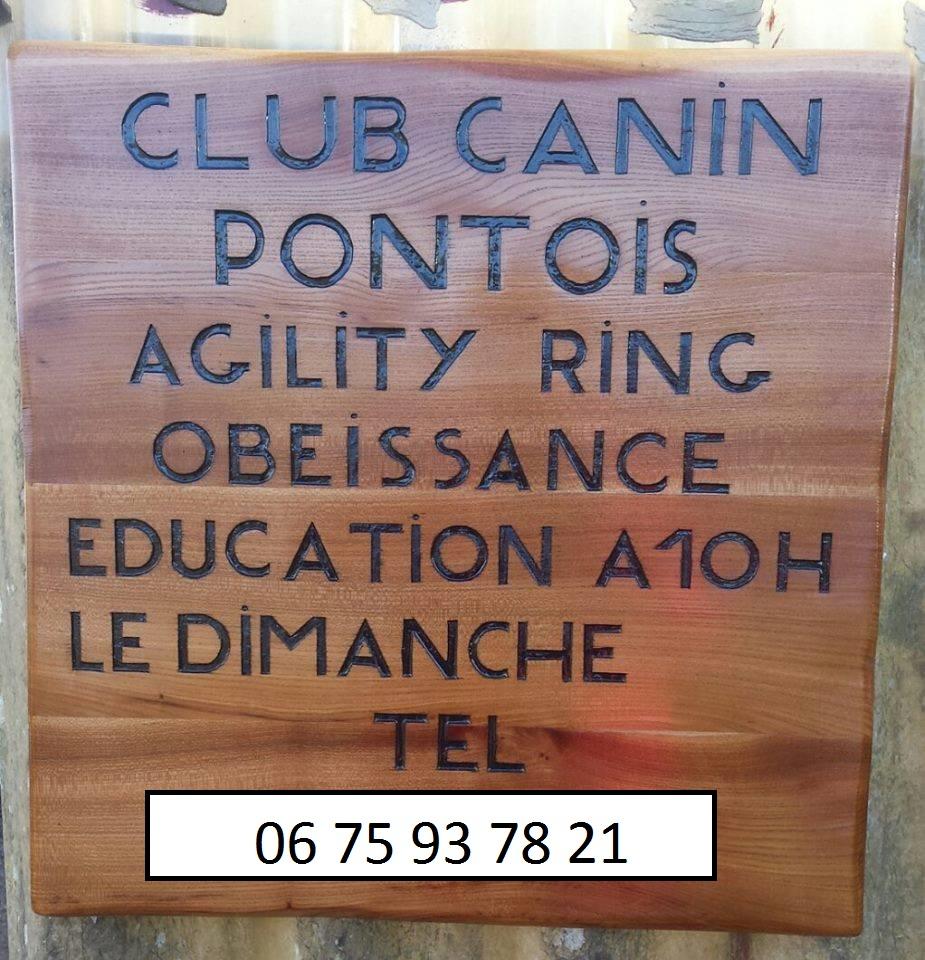 club canin pontois